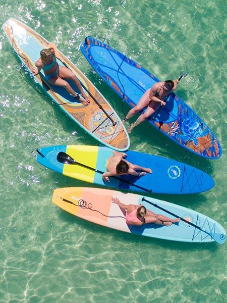 Stand Up Paddle Boarding (SUP) - Did you ever ask is there paddle board near me 3 - Maji Magic - Aqua Park - Nairobi Kenya - Top Things To Do Nairobi