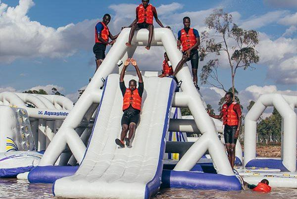 Importance of family bonding at Maji Magic Aqua Park 9 - Maji Magic Aqua Park Nairobi Kenya