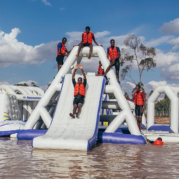 Importance of family bonding at Maji Magic Aqua Park