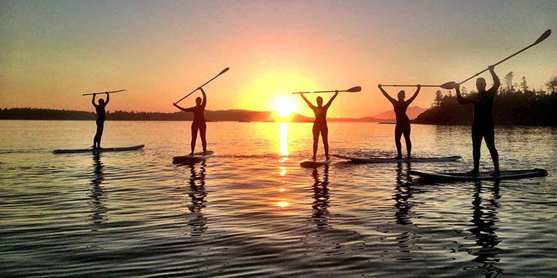 Maji Magic Aqua Park SUP sessions – Top 5 Health Benefits of Paddle Boarding
