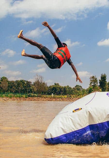 Cable Park 9 - Maji Magic Aqua Park Nairobi Kenya