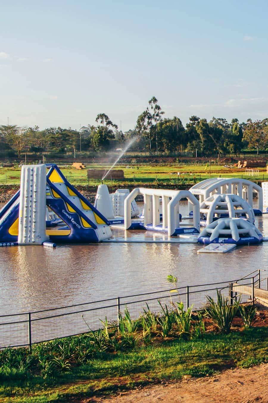 Aqua Park 3 - Maji Magic Aqua Park Nairobi Kenya