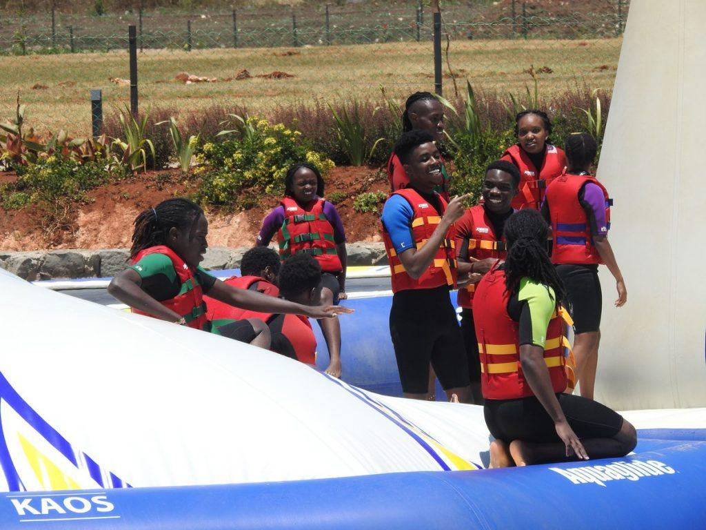 The Benefits of Team Building in Nairobi, Kenya 5 - Maji Magic Aqua Park Nairobi Kenya