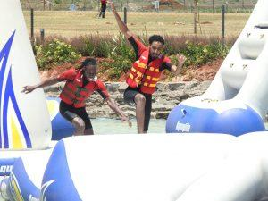 The Benefits of Team Building in Nairobi, Kenya 2 - Maji Magic Aqua Park Nairobi Kenya