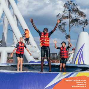 Top 7 obstacles to tackle at Maji Magic Aqua Park 5 - Maji Magic Aqua Park Nairobi Kenya