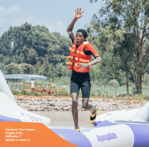 Top 7 obstacles to tackle at Maji Magic Aqua Park 6 - Maji Magic Aqua Park Nairobi Kenya
