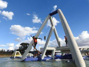 Top 7 obstacles to tackle at Maji Magic Aqua Park 1 - Maji Magic Aqua Park Nairobi Kenya