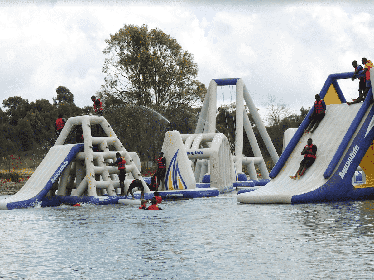 Top 7 obstacles to tackle at Maji Magic Aqua Park