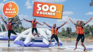 Secrets Within This News Post 1 - Maji Magic Aqua Park Nairobi Kenya