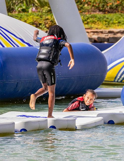 Stand Up Paddle Boarding (SUP) - Did you ever ask is there paddle board near me 15 - Maji Magic - Aqua Park - Nairobi Kenya - Top Things To Do Nairobi