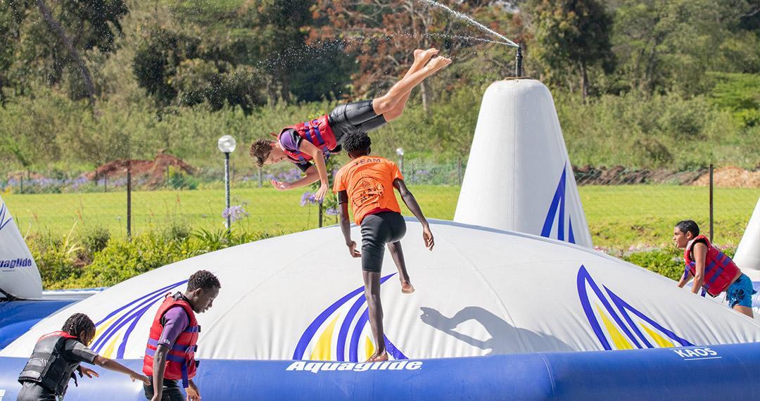 Groups 3 - Maji Magic Aqua Park Nairobi Kenya