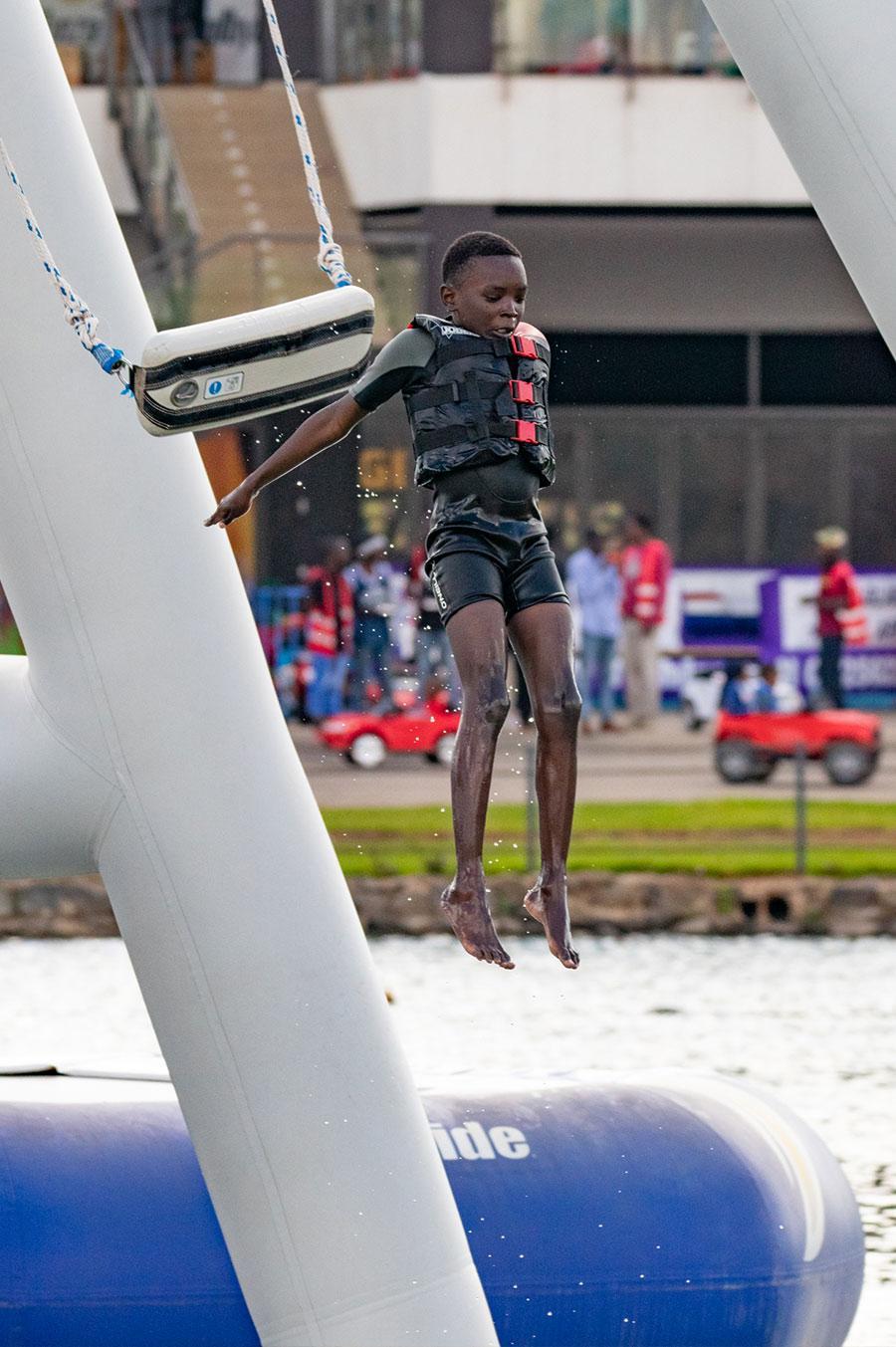 School Trips 1 - Maji Magic Aqua Park Nairobi Kenya