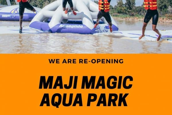 Maji Magic Re Opening